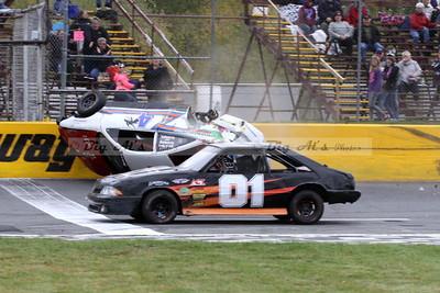 Speedway 51 Fall Brawl 10/09/16