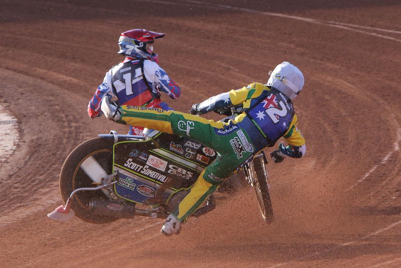Max Fricke, Australia