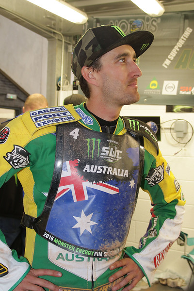 Chris Holder, Australia