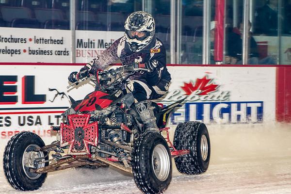 Speedway On Ice Quads & Trikes fri.