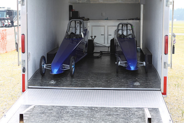 Pro Junior Dragster Pits
