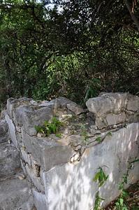 The remains of Doktors (Da Costa Gomez) weekendhuis