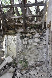 interesting construction of walls