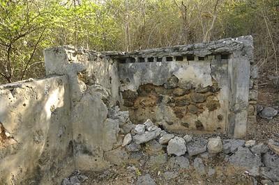 Fort Engelenberg en Sereo Wea di Awa