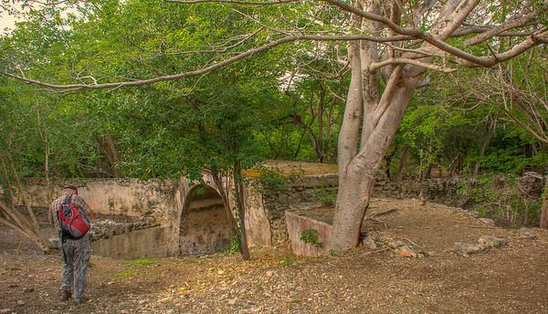 The bridge at Sorsaka