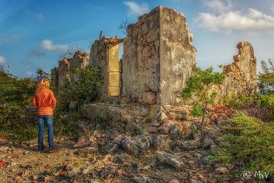 Ruin Terra Cora & Spring San Pedro