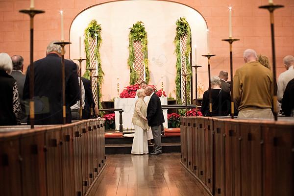 Spicer 50th Wedding Renewal
