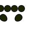 Myrmopopaea sp1  -  eye arrangement