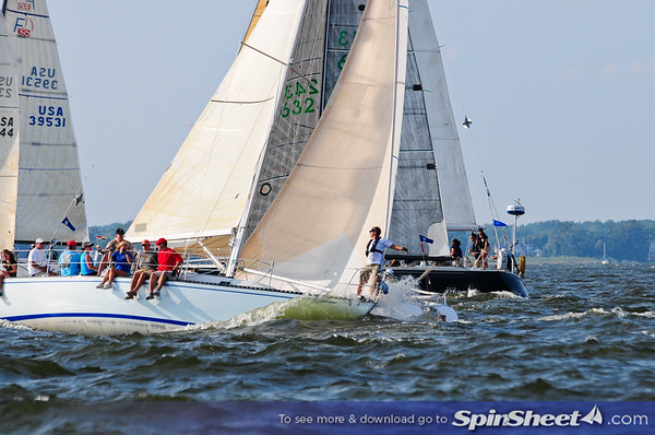 2011 Governor's Cup Start