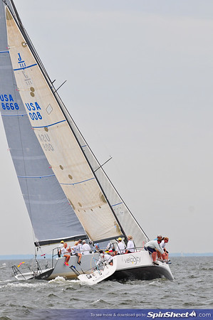 2012 Annapolis Race Week - Day 1