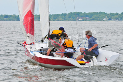 2012 Annapolis NOOD-Fleet 3-22