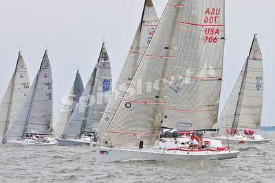 2012 Annapolis NOOD-Fleet 4-12