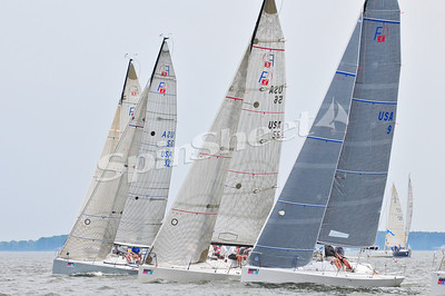 2012 Annapolis NOOD-Fleet 4-8