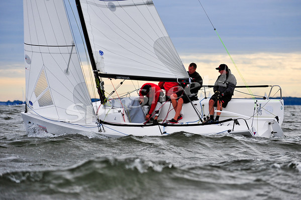 2013 J/70 North Americans - Day 2