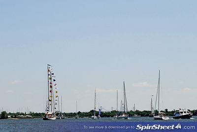 2014 Annapolis to Bermuda Race Start