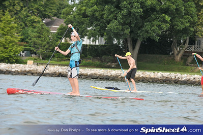 East of Maui Chesapeake Challenge SUP Race 2014