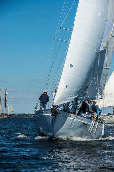 2015 Great Chesapeake Bay Schooner Race by Walter Cooper