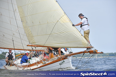 2016 Magothy vs Severn Match Race-12