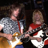 Nigel Tufnel and David St. Hubbins of Spinal Tap in Live Performane at CBGB New York City 5/6/84