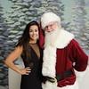 Spindletop Holiday Ball Santa 2017