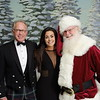 Spindletop Holiday Ball Santa 2017