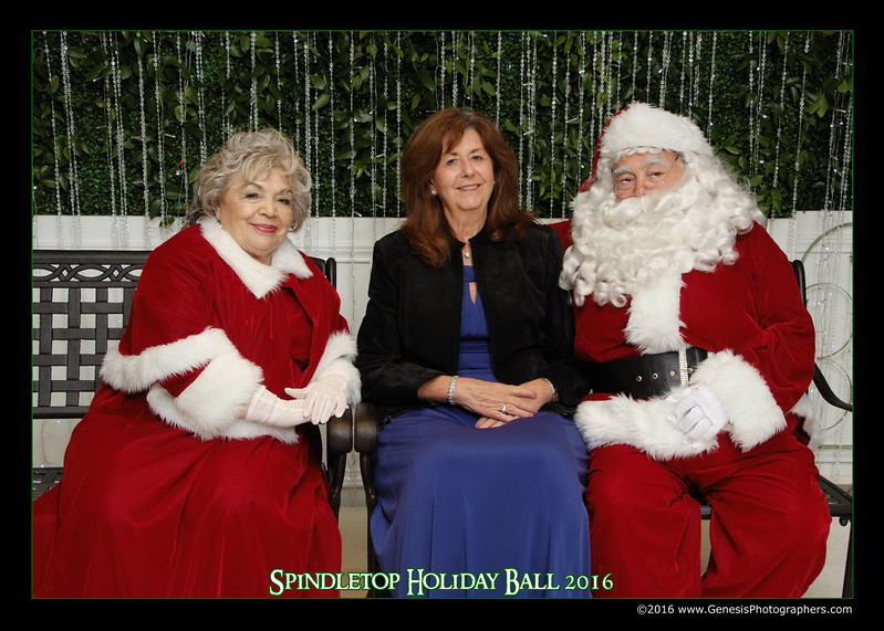 Spindletop Charities Gala 2016