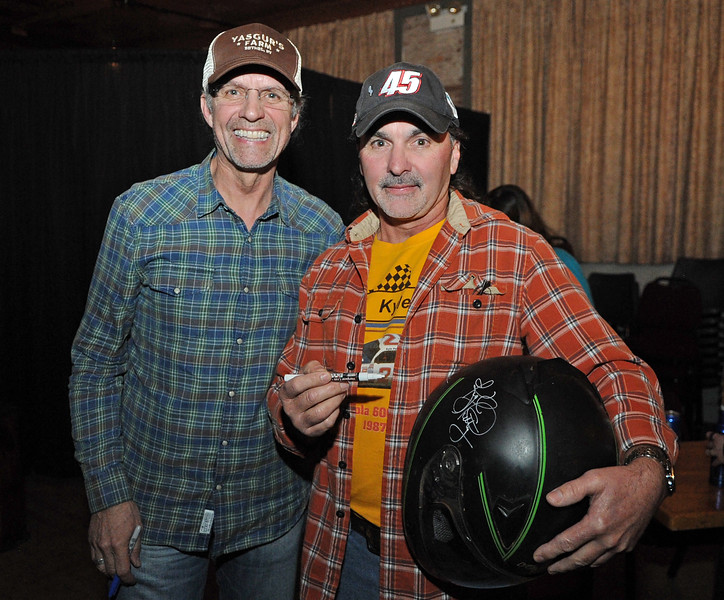 Kyle Petty And David Childers