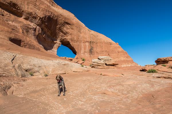 Looking Glass Rock, Utah