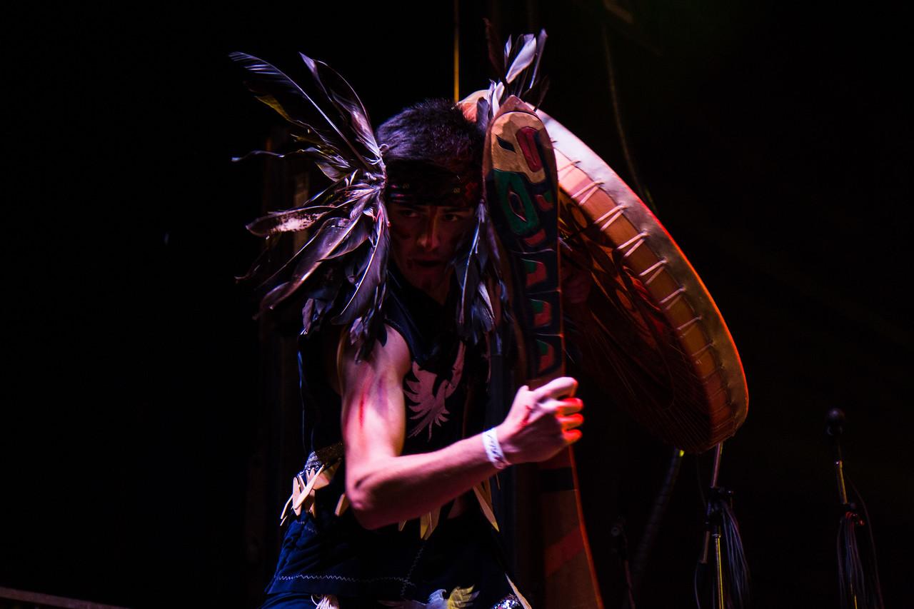 Lekwungen Dancers