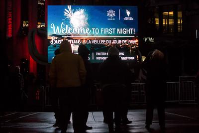 Spirit150 First Night