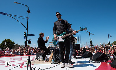 Arkells – Pop Up Show | Spirit of 150 Victoria | Victoria BC