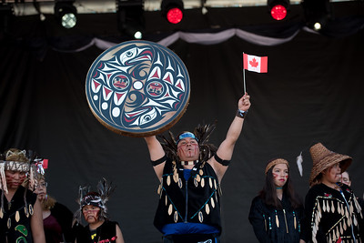 Lekwungen Traditional Dancers | Spirit of 150 Victoria | Victoria BC