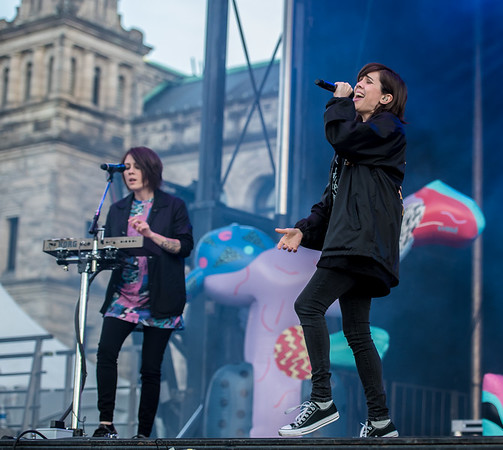 Tegan and Sara | Spirit of 150 Victoria | Victoria BC