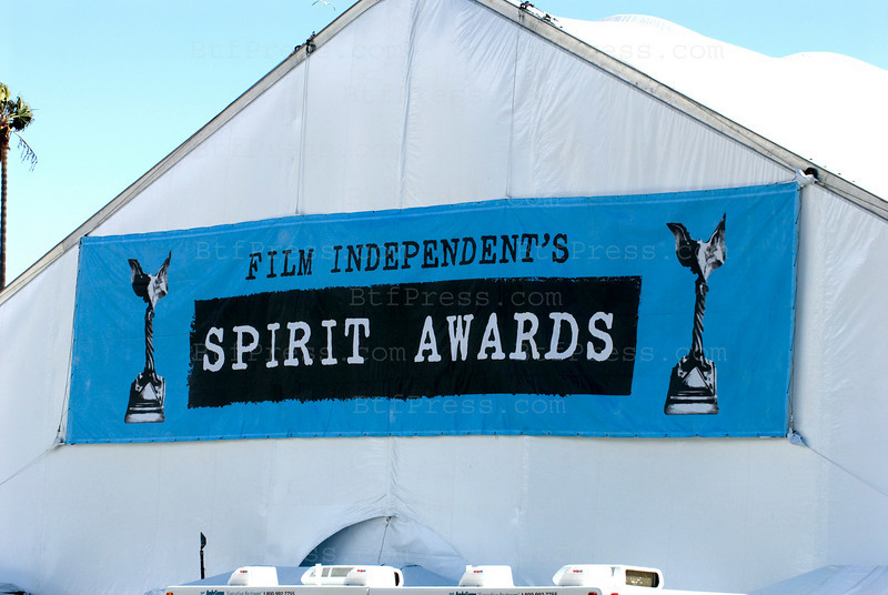 2011 Film Independent Spirit Awards in Santa Monica,California on February 26,2011