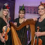 Helen Bohannon, Lori Getty and Lori Elbert of Classical Choice.