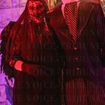 Sara Lewis-Thornton and Ryan Thornton.