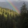 Rainbow over Khutze River