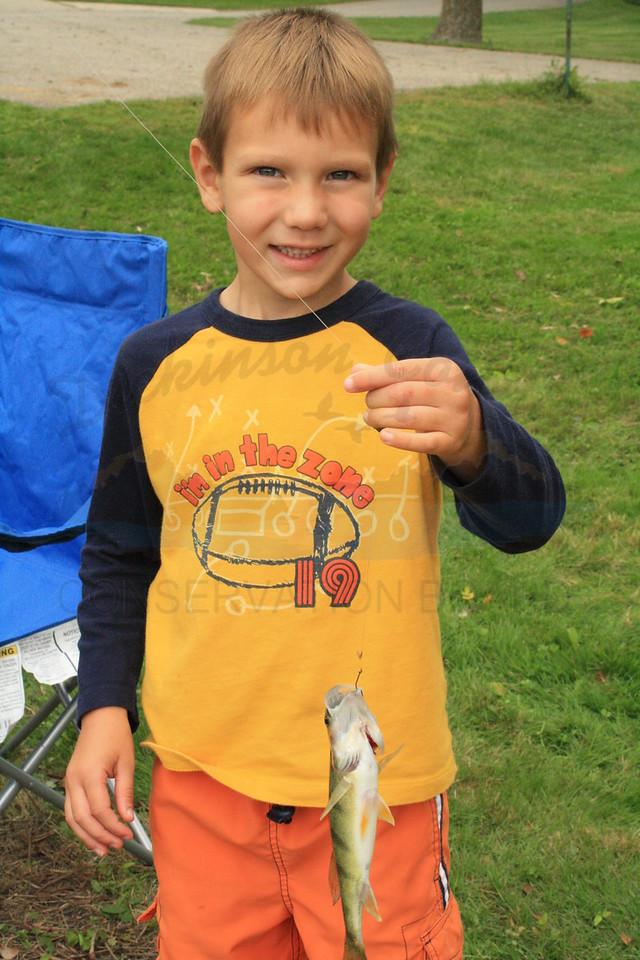Kids Fishing Days 2015