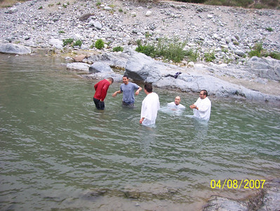 Baptism 2007