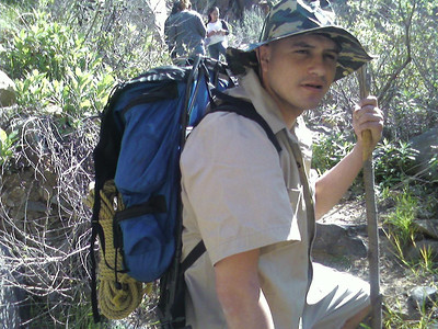 Hiking Trip March 2008