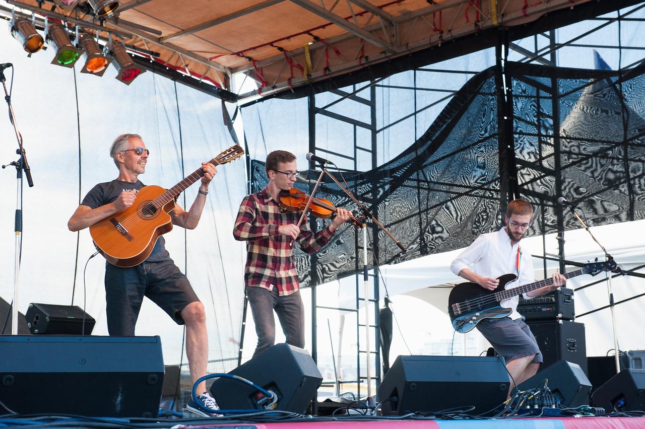 Gabriel Dubreuil Trio/Spirit 150/ June 27 ©Rachel Knoop
