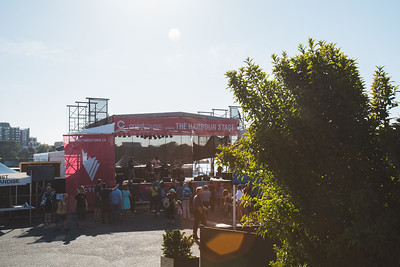 The Harbour Stage