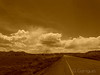 Arizona Road/Sepia