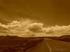 Arizona Road/Sepia