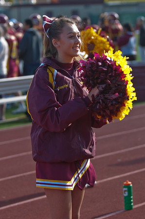 Cheer at M-A vs. Salinas 2011-11-25