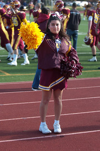 Menlo Atherton High School Varsity Football vs. Salinas 2011-11-25