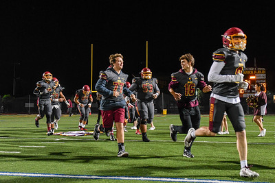 M-A Bears Varsity Football vs. Aragon High