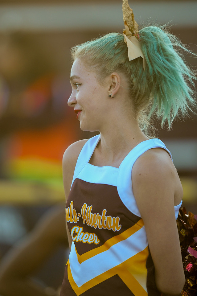 Menlo Atherton Spirit vs. Terra Nova High School, 2016-09-30.