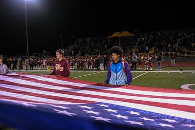 Menlo Atherton High Spirit vs. Woodside High, 2011-11-14