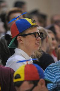 Menlo-Atherton High Varsity Boy's Basketball vs.Woodside High, 2014-01-24